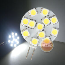 12V LED G4 Side Pin Replacement Bulb Cool White SMD Downlight Cabinet Light