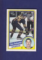 Dave Andreychuk RC 1984-85 O-PEE-CHEE Hockey #17 (NM)