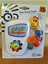 Baby Einstein Take Along Tunes Musical Toy Ages 3 months + NEW SEALED