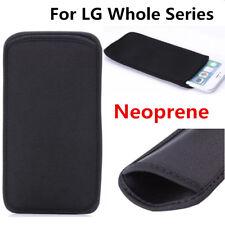 Elastic Neoprene Protective Pouch For LG Q51 K61 V60 V50S ThinQ 5G G8X K51S Q70