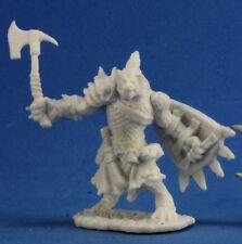 77236 - Bloodmane, Gnoll Warrior - Reaper Dark Heaven Bones