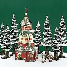 Department 56 Santa's Lookout Tower 56.56294