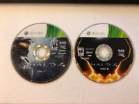 HALO 4 < XBOX 360 > DISC ONLY