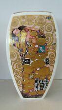 Goebel-Klimt Vaso di porcellana-L' ALBERO DELLA VITA