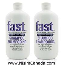 NISIM F.A.S.T. FAST Shampoo No Sulfates Hair Growth Shampoo 33 oz - 2 Shampoo