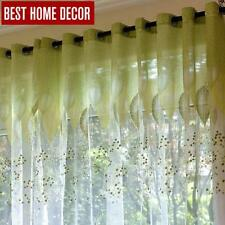 BHD sheer tulle window curtains for living room the bedroom the kitchen modern t