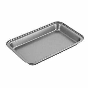 Rectangle Brownie Tray Non Stick Baking Oven Tin Cake Pan Kitchen Biscuit Mould