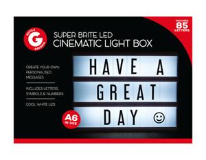 LED Cinematic Light Box A6