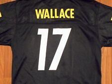 Mike Wallace #17 Pittsburgh Steelers Jersey by NFL Team Apparel, Youth XL, NICE!