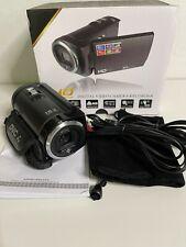 Andoer® HDV-107 Digital Video Camcorder Camera HD 720P 16MP DVR 2.7'' TFT LCD