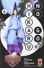 HIKARU NO GO 6 - NUOVA EDIZIONE DE LUXE - PLANET MANGA PANINI - NUOVO