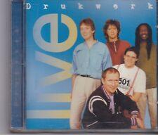 Drukwerk-Live cd album