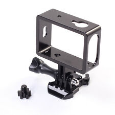 Aluminum Metal Protective Shell Frame Mount Case Base Cover for Xiaomi Yi Camera