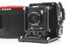 *Exc+* Wista 45Sp Film Camera w/ Nikkor-W 150mm F/5.6, Cut film x3
