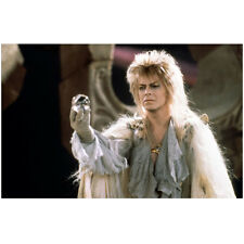 """Labyrinth David Bowie as Jareth """"I Will Be Your Slave"""" 8 x 10 Inch Photo"""