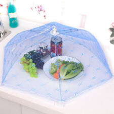 Kitchen Food Umbrella Cover Picnic Barbecue Party Fly Mosquito Mesh Net Tent QH