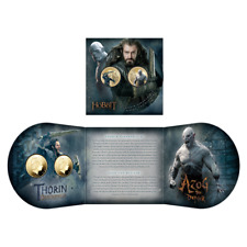 New Zealand - 2014 - Uncirculated 2 Coin Set - The Hobbit: Battle of the Five...