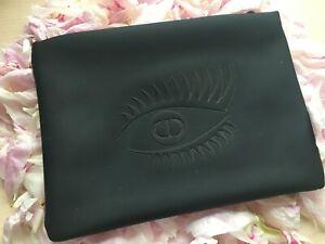 Dior Kosmetiktasche Kulturbeutel schwarz Make-up tasche