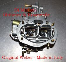 34 DMS 202 Weber Vergaser Made in Italy  New Old Stock z.B. Fiat 124 Spider