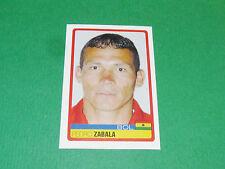 N°41 PEDRO ZABALA BOLIVIA PANINI FOOTBALL COPA AMERICA 2007