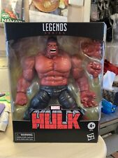 Marvel Legends Exclusive Red Hulk Mib