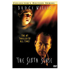The Sixth Sense Collectors Series Dvd New Bruce Willis Haley Joel Osment