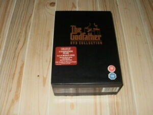 The Godfather DVD Collection by Paramount Home Video (DVD, 2006)