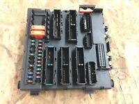 2004 saab 93 fuse relay distribution box trunk ( 519020119 ) 2003-2007