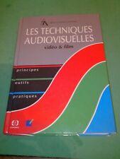 LES TECHNIQUES AUDIOVISUELLES VIDÉO & FILM - INA (1993)