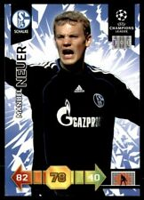 Panini Adrenalyn XL UEFA Champions League 2010/2011 FC Schalke 04 Manuel Neuer