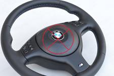 Steering wheel M3 M5 E46 E39 X5 E53 E38 BMW Genuine leather Sport 3 colour NEW