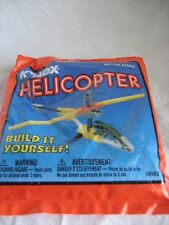 K'nex Helicopter New Old Stock 1997copyright Sealed Package