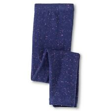 Circo Girls Size 5T Blue Pink Speckle Pull On Stretch Cotton Legging Pant