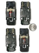 2pc MICRO SCALEXTRIC 1/64 HO SLOT CAR Braided Pickup Slot Car NARROW CHASSIS 12V
