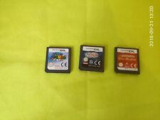 Lot jeux Nintendo DS - Super Mario 64 - Professeur Layton - Narnia