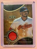 A2898 - 2019 Topps Tier One Relics #T1REE Edwin Encarnacion Jersey/375