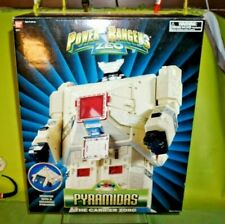 Vintage Power Rangers Zeo  PYRAMIDAS IN Original Box READ PLEASE!!