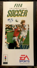RARE LONG BOX 3DO FIFA INTL. SOCCER CIB-TESTED AND IN EXCELLENT CONDITION!