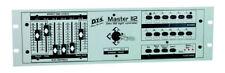 DTS Master 112 Centralina MIXER LUCI DMX regia scanner, testa mobile