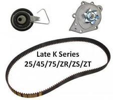 MG Rover K Series Timing Belt Cambelt Kit Inc Water Pump 25 45 75 ZR ZS ZT F TF