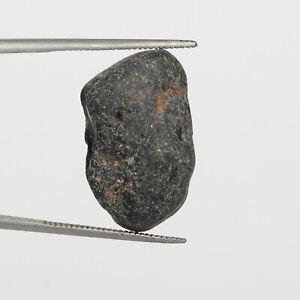 17.00 Ct. Natural Black Tourmaline Raw Rough Crystal Healing Loose Gemstone