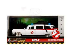 -=] JADA - Ghostbusters Diecast Model 1/32 1959 Cadillac Ecto-1 [=-