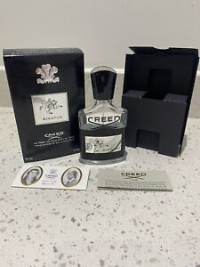 creed aventus 50ml genuine Bottle And Packaging