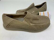 NEW! Crocs Men's Santa Cruze 2 Luxe Slip On Shoes Khaki Size:7 142E z