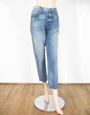 Current/Elliott the Unrolled Fling Boyfriend Jeans Mid-Rise 27 $248 9282 BM12