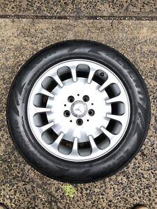 Mercedes Wheels E320 W211