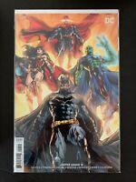 JUSTICE LEAGUE #16B DC COMICS 2019 NM+ WILL CONRAD VARIANT COVER