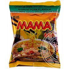 MAMA Pasta & Noodle Dishes Instant Noodles Artificial Pork Flavor,30 Pkgs.x 2.12