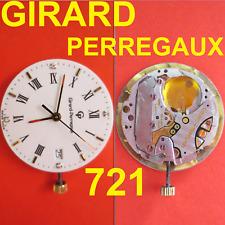movimento girard perregaux cal eta 721 1-006 dial 22,5 mm movement watch working