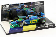 Michael Schumacher Benetton B194 #5 World Champion Formel 1 1994 1:43 Minichamps